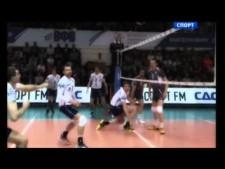 Belogorie Belgorod - Dynamo Moscow (Highlights)