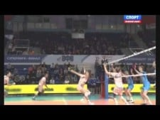 Dynamo Moscow - Kuzbas Kemerovo (Highlights)