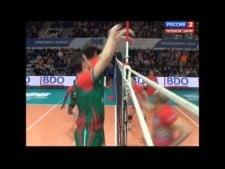 Lokomotiv Novosibirsk - Nizhny Novgorod (Highlights)