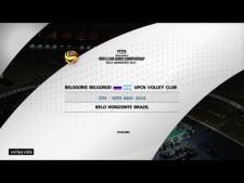 Belgorie Belgorod - UPCN San Juan (full match)