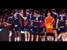 Paris Volley actions (Paris Volley - Tours VB)