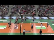 VfB Friedrichshafen - Berlin Volleys (Highlights)