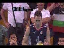 Bulgaria - USA (short cut, 2nd match)