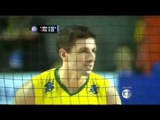 Brazil - Poland (World League 2014, 2nd match)