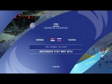 Serbia - Russia (full match)