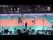 Ivan Zaytsev powerful spike