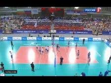 Russia - Serbia (World League 2014, 2nd match)