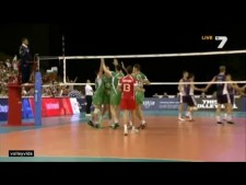 USA - Bulgaria (SET2)