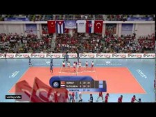 Turkey - Slovakia (full match)