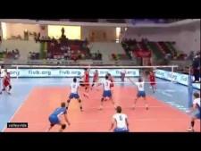 China - Slovakia (SET2)