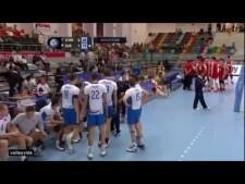 China - Slovakia (SET4)