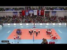 Turkey - Cuba (SET1)