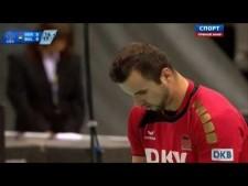 Georg Grozer 118km/h huge shot to Todor Skrimov