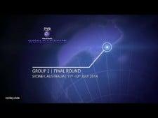 World League 2014  (Group 2, Highlights)