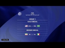 World League 2014 Final Six (Highlights)