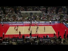 USA - Iran (USA Volleyball Cup 2014, full match)