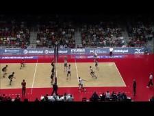 USA - Iran (full match, 4th match)