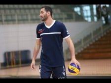 Trentino Volley first training in season 2014/15