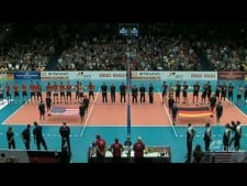 Germany - USA (full match)