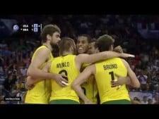 USA - Brazil (SET3)