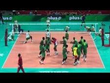 Cameroon warm-up