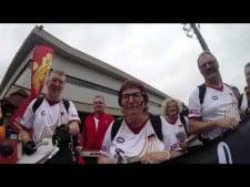 German fans in World Championship 2014