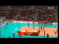 China - Bulgaria (full match)
