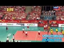 Poland - Brazil (Highlights)