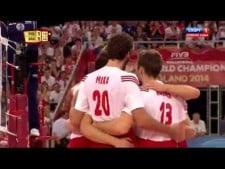 Poland - Brazil (full match)