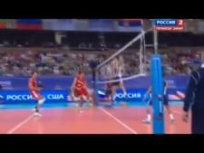 Volleyball mistakes (4th movie)