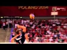 Poland in World Championships 2014