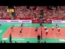 Brazil - Poland (long rally)