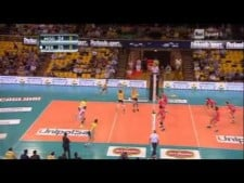 Modena Volley - Sir Safety Perugia (Highlights)
