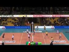 Modena Volley - Vero Volley Monza (short cut)