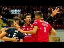 Vero Volley Monza - CMC Ravenna (short cut)