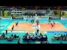 Best actions: Vero Volley Monza - CMC Ravenna