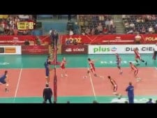 Dmitriy Ilinykh 2nd meter spike