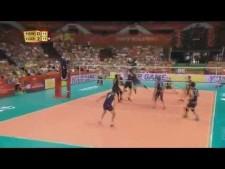 Han Sun-Soon & Jeon Kwang-In great action
