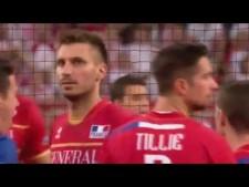Benjamin Toniutti fantastic set (Poland - France)
