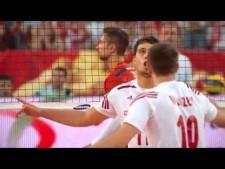 Like a V.Grbić (Fabian Drzyzga amazing action)