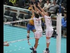 Trentino Volley - Maccabi Tel-Aviv (Highlights)