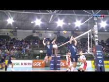 William Arjona show (Sada Cruzeiro -  Volei Brasil Kirin)