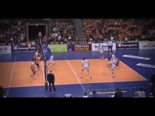 Berlin Volleys (Trailer, Champions League 2014/15)