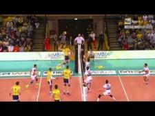 Modena Volley actions (Modena Volley -  Altotevere Volley)