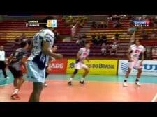 Canoas Volei - Funvic/Taubaté (full match)