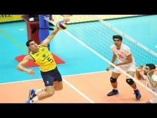 TOP10 Best Spikes: Sidão in World Championship 2014