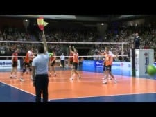 Berlin Volleys - Resovia Rzeszów (Highlights)