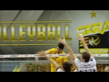 Uriarte & Conte great action (Bełchatów - Innsbruck)