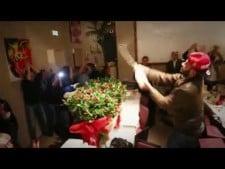 Modena Volley Christmas celebration