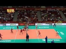Long rally actions in World Championship 2014